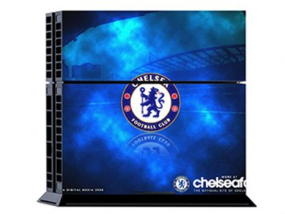 کاور اسکین (چلسی 2) کنسول بازی پلی استیشن 4 PS4 Skin FC Chelsea