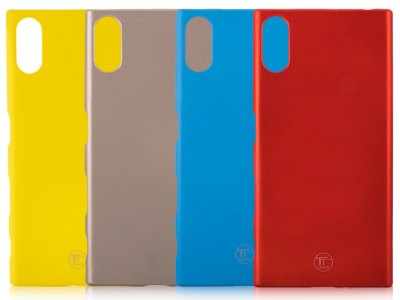 محافظ ژله ای سیلیکونی سونی TT Sborn TPU Case Sony Xperia XZ/XZs