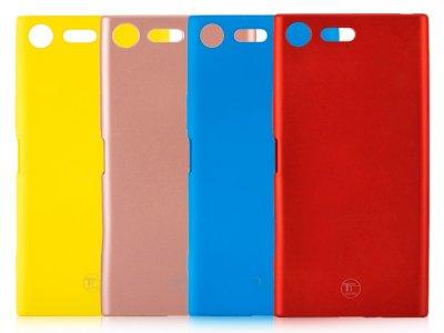 محافظ ژله ای سیلیکونی سونی TT Sborn TPU Case Sony Xperia XZ Premium