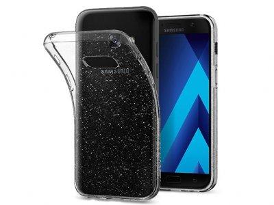 محافظ ژله ای اسپیگن سامسونگ Spigen Liquid Crystal Glitter Case Samsung A3 2017