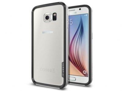 بامپر اسپیگن سامسونگ Spigen Neo Hybrid EX Samsung Galaxy S6