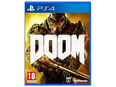 بازی پلی استیشن Doom PS4 Game