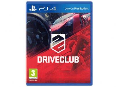 بازی پلی استیشن Driveclub PS4 Game