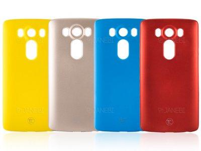 محافظ ژله ای سیلیکونی ال جی TT Sborn TPU Case LG V10