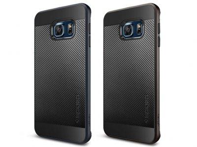 قاب محافظ اسپیگن سامسونگ Spigen Neo Hybrid Carbon Case Samsung Galaxy S6 Edge Plus