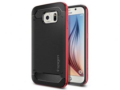 قاب محافظ اسپیگن سامسونگ Spigen Neo Hybrid Metal Samsung Galaxy S6