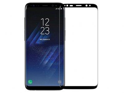 محافظ صفحه نمایش شیشه ای سامسونگ MRYES 3D Glass Samsung Galaxy S8 Plus