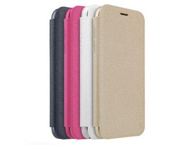 کیف محافظ نیلکین سامسونگ Nillkin Sparkle Leather Case Samsung Galaxy J7 Pro