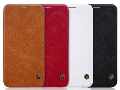 کیف چرمی نیلکین سامسونگ Nillkin Qin Leather Case Samsung Galaxy J3 2017