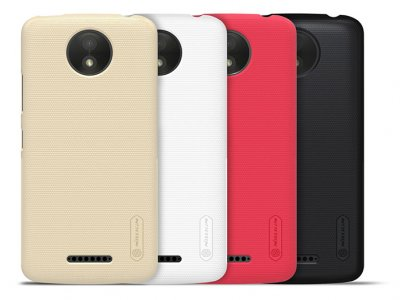 قاب محافظ نیلکین موتورولا Nillkin Super Frosted Shield Case Motorola Moto C Plus