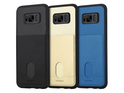 قاب محافظ راک سامسونگ Rock Cana Series Case Samsung Galaxy S8 Plus
