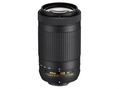 لنز دوربین نیکون Nikon AF-P DX Nikkor 70-300mm f/4.5-6.3G VR