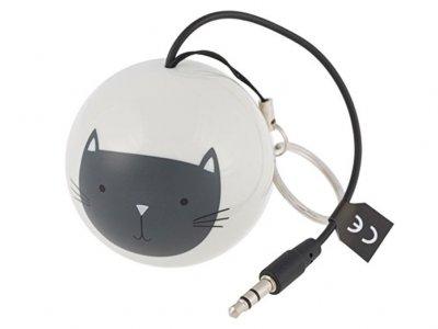 اسپیکر مای دودلز طرح گربه My Doodles Cat Speaker