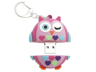 فلش مموری مای دودلز طرح جغد My Doodles Owl Flash Memory 8GB