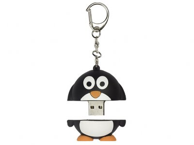 فلش مموری مای دودلز طرح پنگوئن My Doodles Penguin 8GB Flash Memory