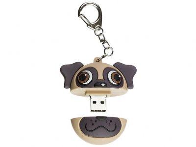 فلش مموری مای دودلز طرح سگ پاگ My Doodles Pug Flash Memory 8GB