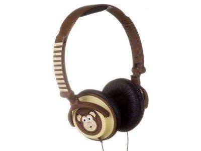 هدفون مای دودلز طرح میمون My Doodles Monkey Headphone
