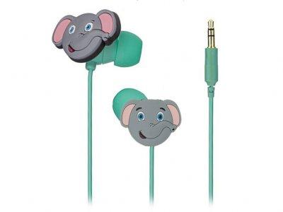هندزفری مای دودلز طرح فیل My Doodles Elephant Handsfree