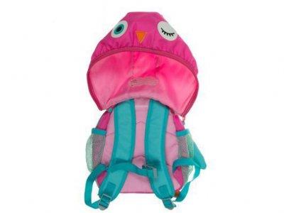 کیف کوله ای کلاه دار مای دودلز طرح جغد My Doodles Owl BackPack Kids With Hood