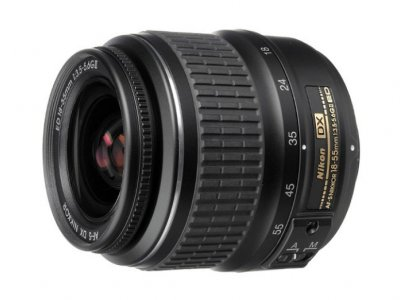 لنز دوربین نیکون Nikon AF-S DX Zoom-NIKKOR 18-55mm f/3.5-5.6G ED II