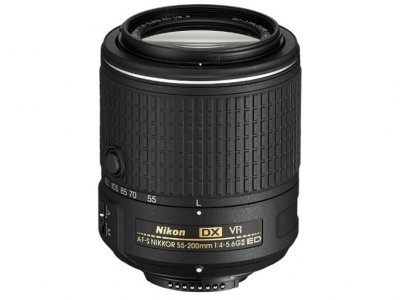 لنز دوربين نيکون مدل AF-S DX NIKKOR 55-200mm f/4-5.6G ED VR II | Nikon AF-S DX NIKKOR 55-200mm f/4-5.6G ED VR II
