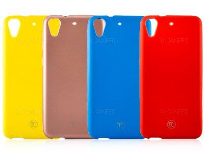 محافظ ژله ای سیلیکونی اچ تی سی TT Sborn TPU Case HTC Desire 626