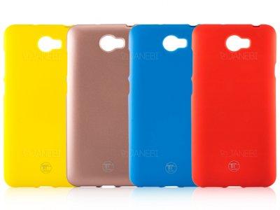 محافظ ژله ای سیلیکونی هواوی TT Sborn TPU Case Huawei Y5II
