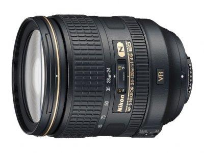 لنز دوربین نیکون  Nikon AF-S NIKKOR 24-120mm f/4G ED VR