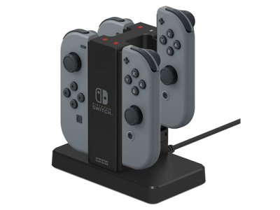 استند شارژر سوئیچ کنترلر نینتندو Hori Nintendo Switch Joy-Con Charge Stand