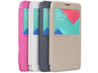 کیف نیلکین سامسونگ Nillkin Sparkle Case Samsung Galaxy A7 2016