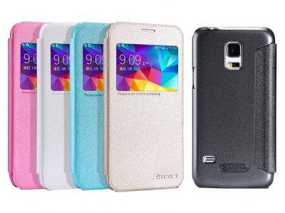 کیف نیلکین سامسونگ Nillkin Sparkle Case Samsung Galaxy S5 Mini