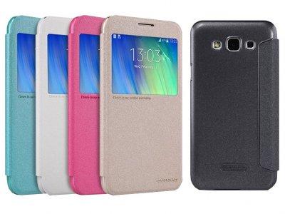 کیف نیلکین سامسونگ Nillkin Sparkle Case Samsung Galaxy E7