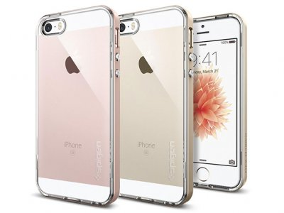قاب محافظ اسپیگن آیفون Spigen Neo Hybrid Crystal Case Apple iPhone SE/5/5S