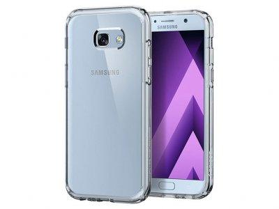 قاب محافظ اسپیگن سامسونگ Spigen Ultra Hybrid Crystal Case Samsung A7 2017