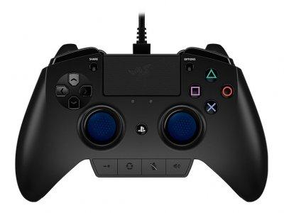 دسته بازی حرفه ای پلی استیشن Razer Raiju Gaming Controller PS4