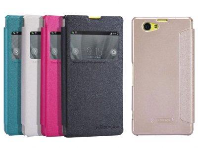 کیف نیلکین سونی Nillkin Sparkle Case Sony Xperia Z1 Compact
