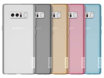 محافظ ژله ای نیلکین سامسونگ Nillkin TPU Case Samsung Galaxy Note 8