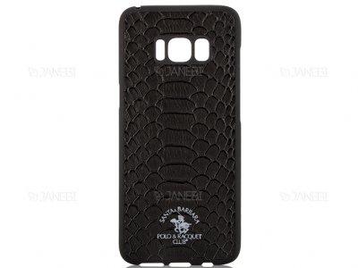 قاب محافظ چرمی پولو سامسونگ Polo Case Samsung Galaxy S8