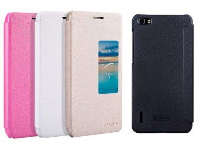 کیف نیلکین هواوی Nillkin Sparkle Case Huawei Honor 6
