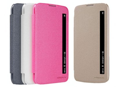 کیف نیلکین ال جی Nillkin Sparkle Case LG K10