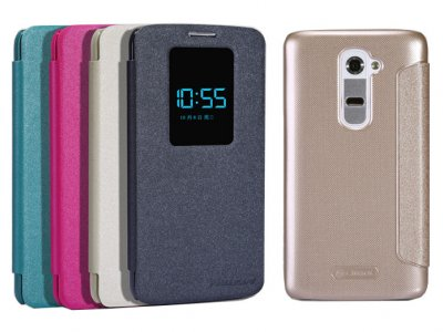 کیف نیلکین ال جی Nillkin Sparkle Case LG G2