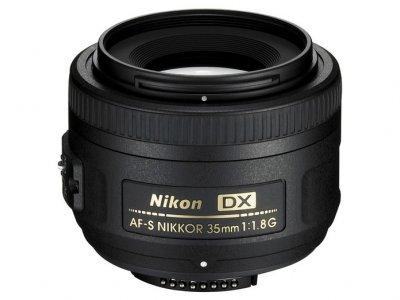 لنز دوربین نیکون Nikon AF-S DX NIKKOR 35mm f/1.8G
