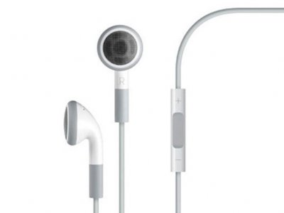 هندزفری اپل Apple In-Ear Stereo Headphones MB770G/B
