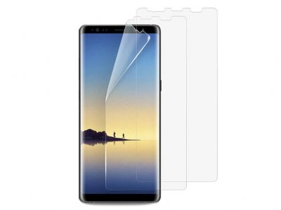 محافظ صفحه نمایش اسپیگن سامسونگ Spigen Neo Flex Screen Protector Samsung Note 8