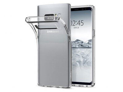 محافظ ژله ای اسپیگن سامسونگ Spigen Liquid Crystal Case Samsung Galaxy Note 8