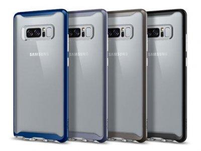 قاب محافظ اسپیگن سامسونگ Spigen Neo Hybrid Crystal Case Samsung Note 8