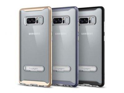 قاب محافظ اسپیگن سامسونگ Spigen Crystal Hybrid Case Samsung Note 8