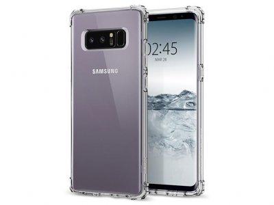 قاب محافظ اسپیگن سامسونگ Spigen Crystal Shell Case Samsung Note 8