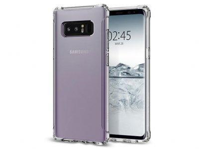 محافظ ژله ای اسپیگن سامسونگ Spigen Rugged Crystal Case Samsung Note 8