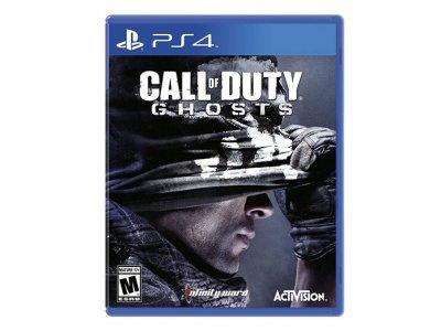 بازی پلی استیشن Call Of Duty Ghosts PS4 Game